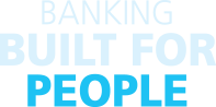 Banking Built for People
